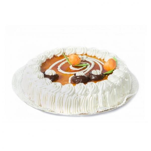 Tarta Tarta de Yema