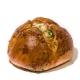 producto pan bollo fruta escarchada