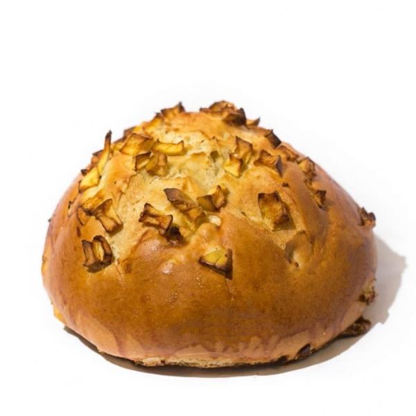 producto pan bollo manzana